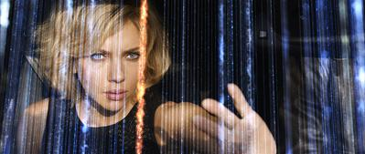 Lucy - © Jessical Forde, EutopaCorp, Tf1 Production, Grive Productions