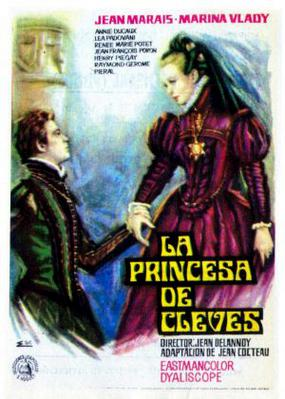 Princess of Cleves - Affiche Espagne