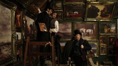 Mr. Turner - © Simon Mein_Thin Man Films