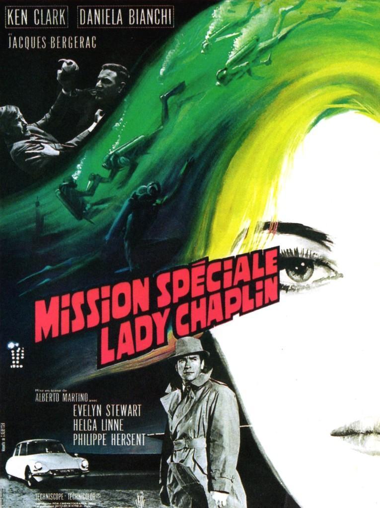 Mission spéciale Lady Chaplin