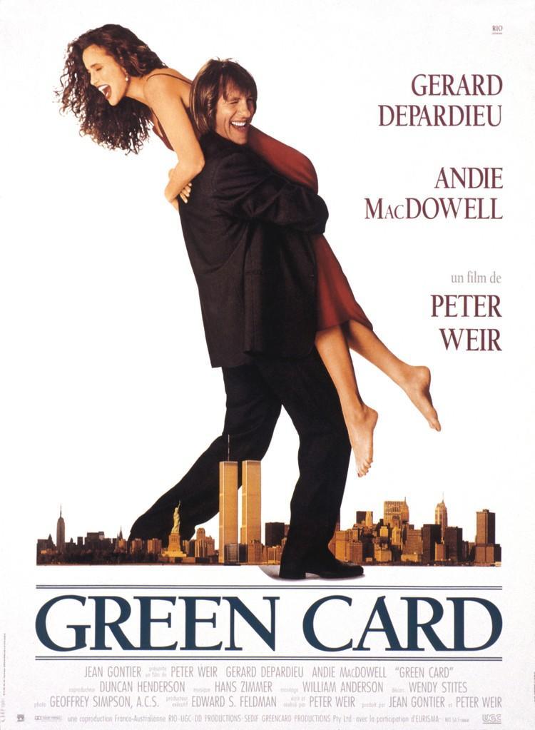 Greencard productions