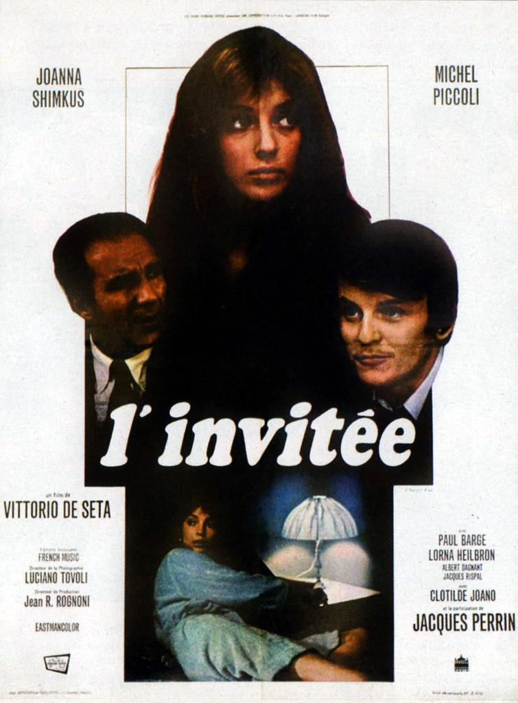 La invitada