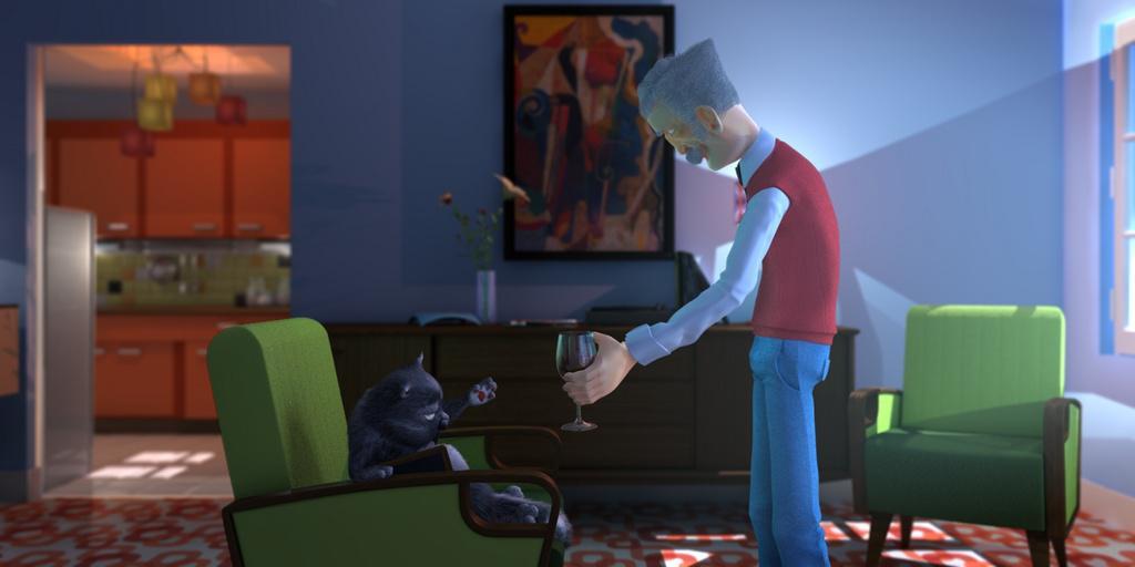 Des souris (un chat) et des hommes