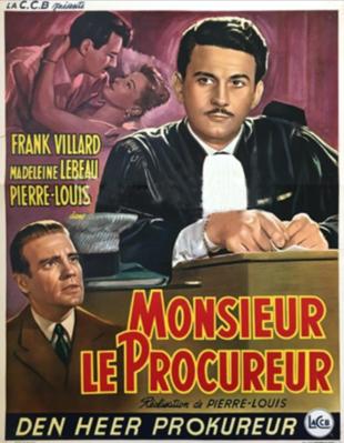 State Prosecutor - Belgium