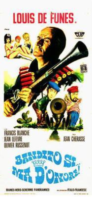 La Vendetta - Poster Italie