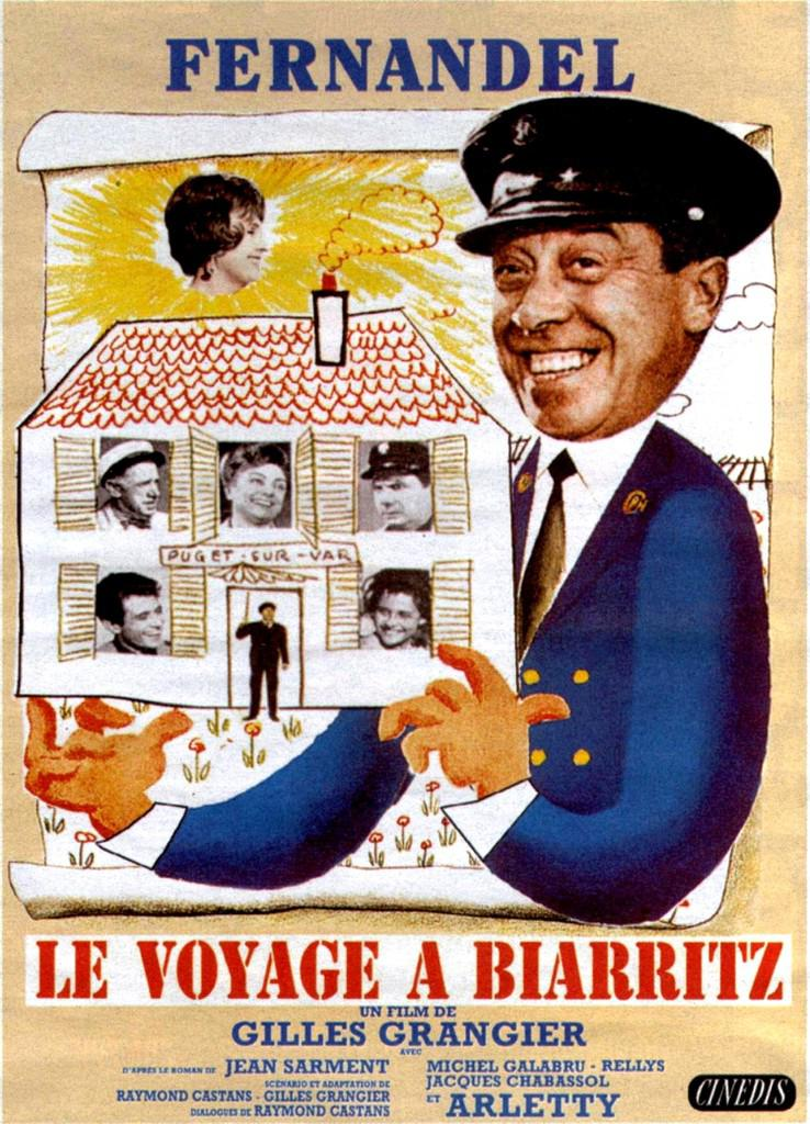 The Trip to Biarritz