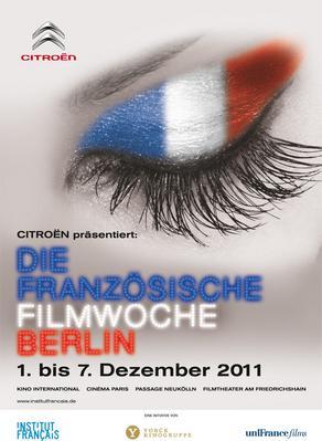 Semaine du Film Français de Berlin - 2011