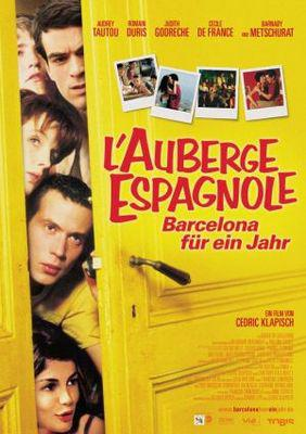 L'Auberge espagnole - Poster - Germany