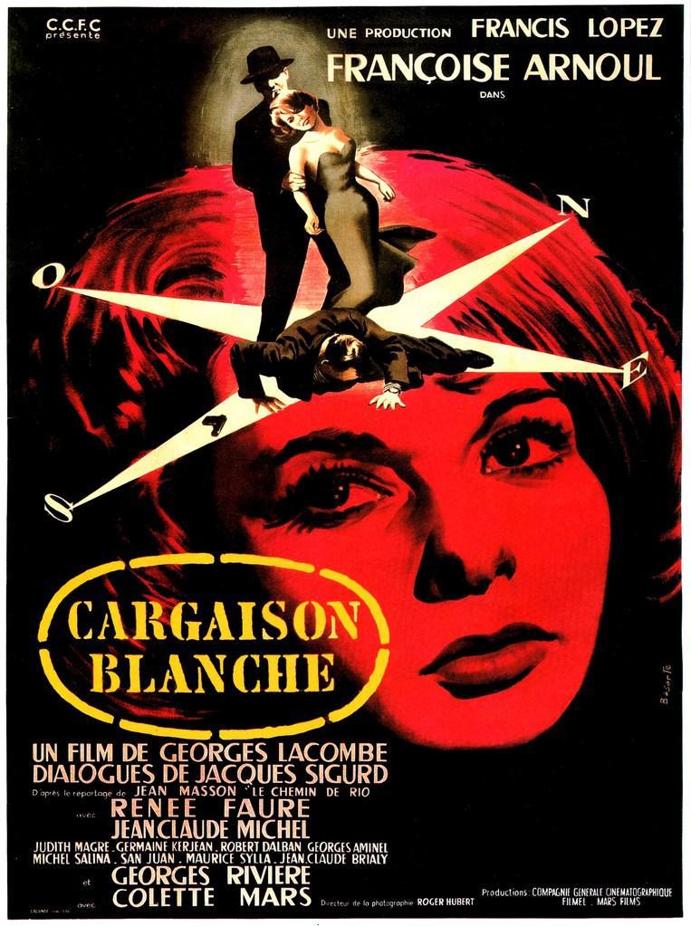 Illegal Cargo (1957)