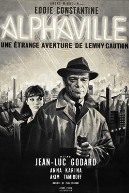 Alphaville - Poster France