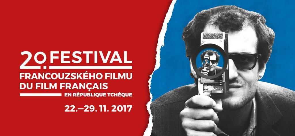 20 edición del Festival de Cine Francés de la República Checa