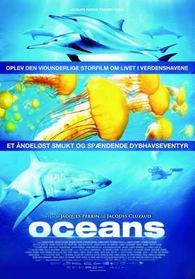 Océans - Poster - Danemark