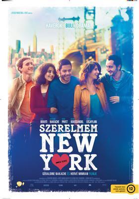 Nous York - Poster - Hungary