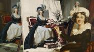Marie-Antoinette de Lorraine-Habsbourg, reine de France et ses enfants, 1787, Louise Élisabeth Vigée Le Brun