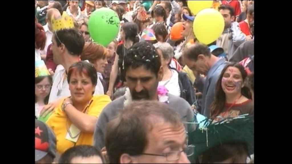 The Crazy Parade