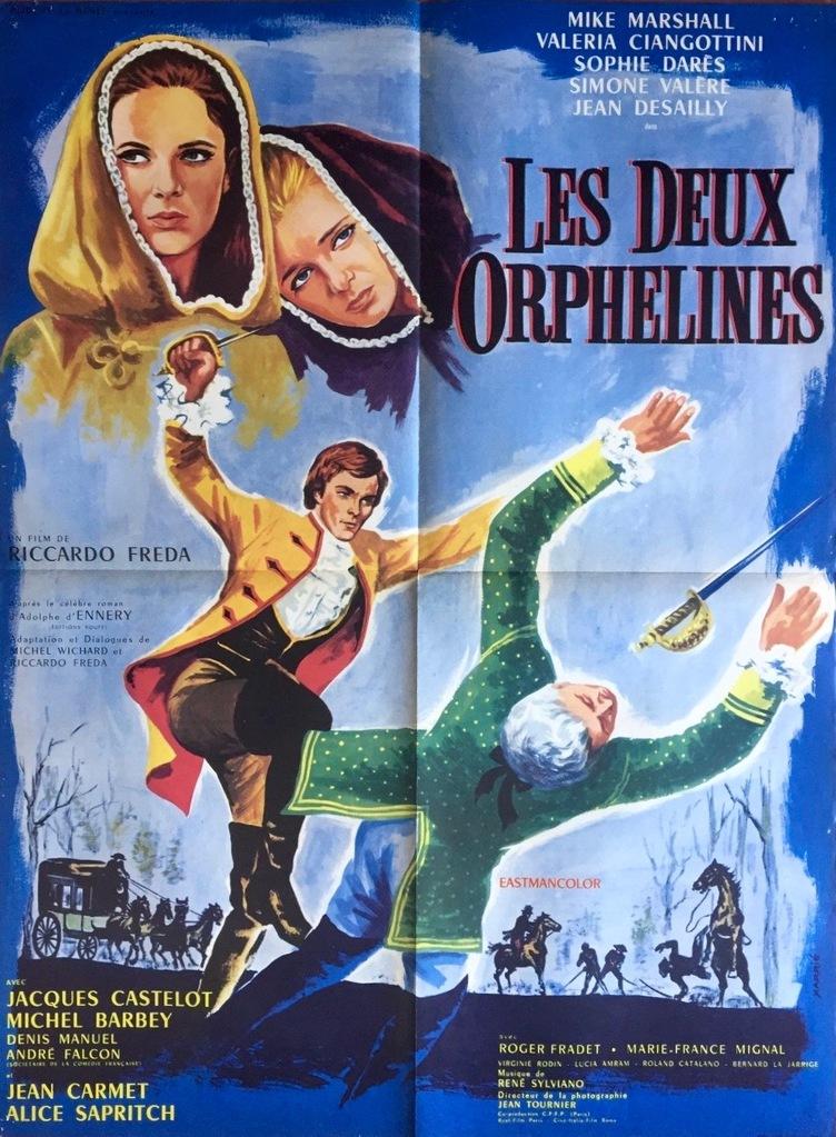 Las Dos huerfanitas de París