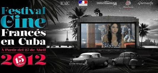 French Film Festival in Cuba celebrates its 15th anniversary