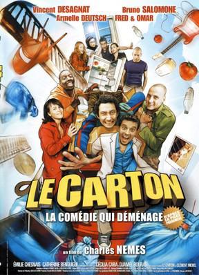 Carton (Le) / 仮題:ダンボール
