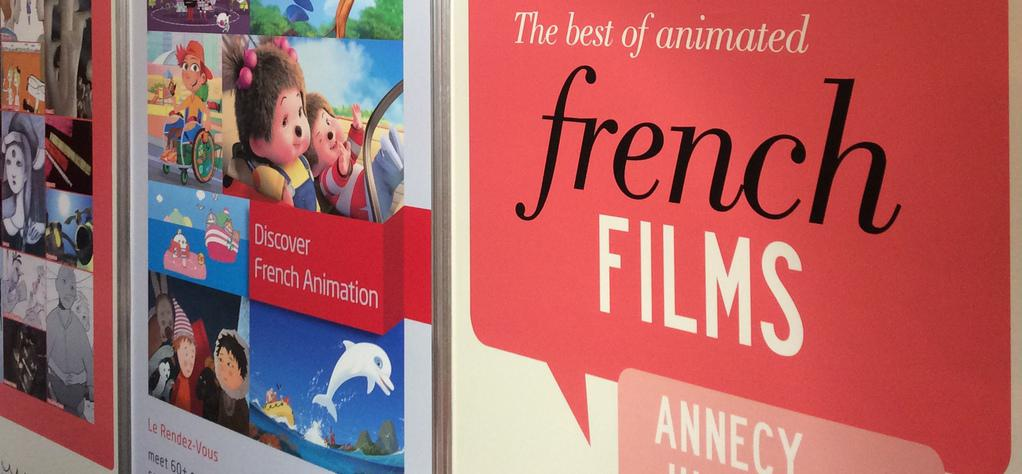 French animated films: a genre with strong export value
