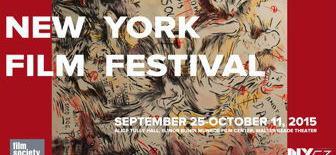 53rd New York Film Festival opens its doors