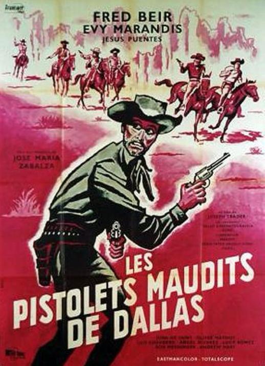 Les Pistolets maudits de Dallas