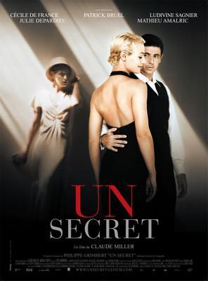 Un secreto - Poster - France
