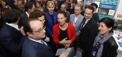 François Hollande attends the Annecy International Animation Film Festival - © Bestimage
