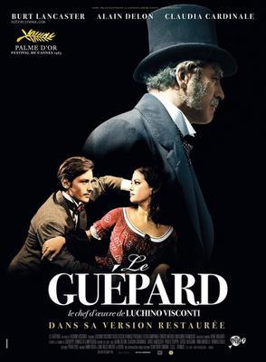 El Gatopardo - Poster France (version restaurée)