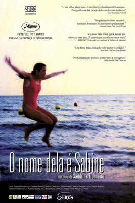 彼女の名はサビーヌ - Poster - Brazil