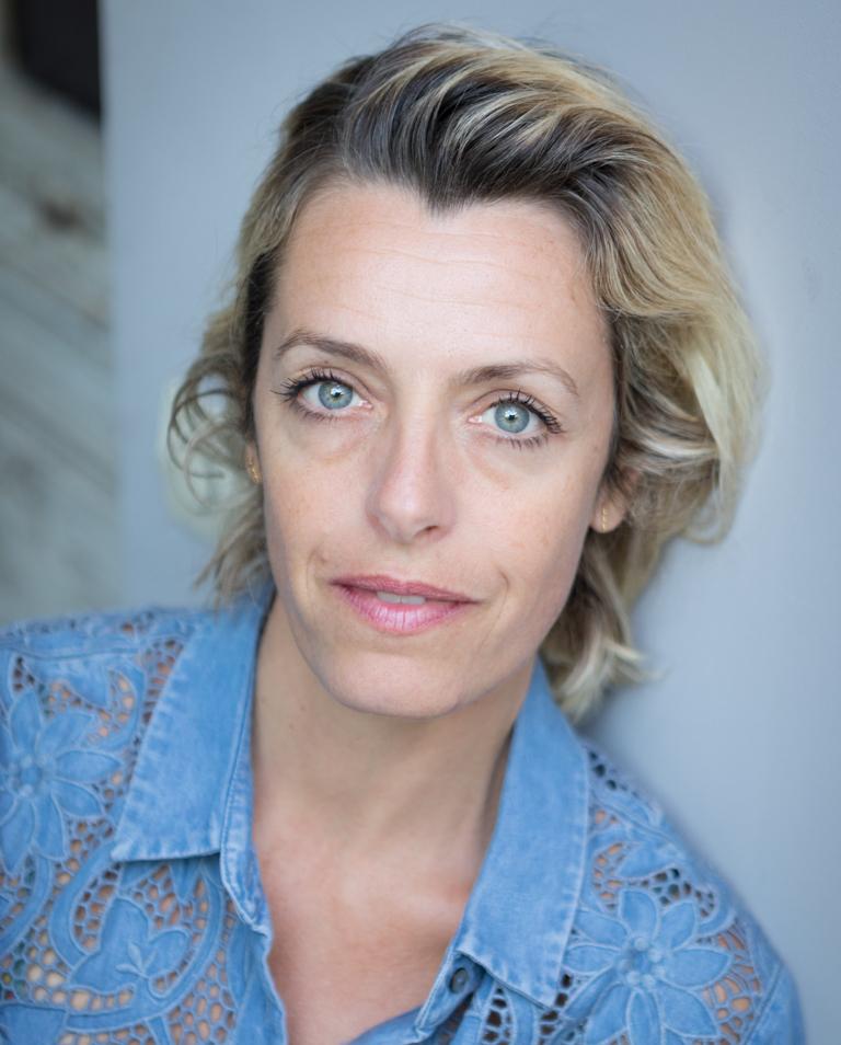 Aurélie Boquien - © I. Mareski