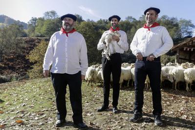 Mission Pays Basque - © Claude MEDALE / PARADIS FILMS