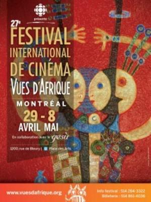 Festival de Cine de Montreal Vues d'Afrique - 2011