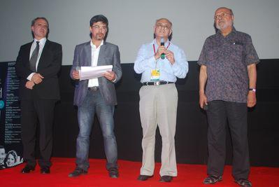 Cuarta edición del RDV en pleno Festival de Bombay