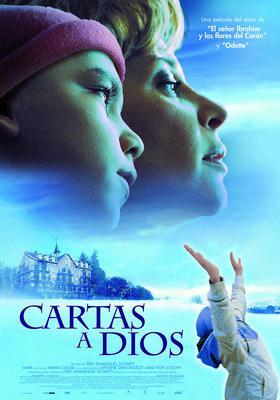 Oscar et la dame rose - Poster Espagne
