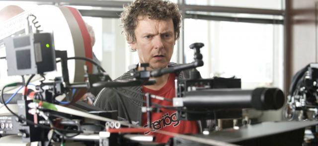 Michel Gondry sets up his Amateur Film Factory in Casablanca.