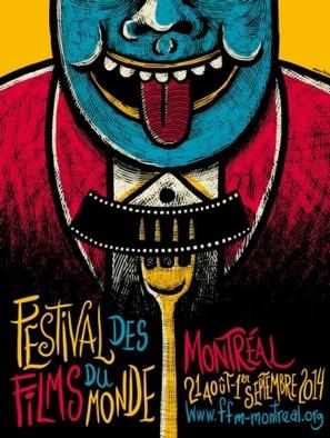 Festival des films du monde de Montréal - 2014