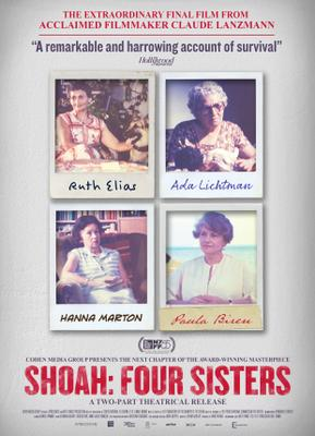Shoah: Four Sisters - Poster - USA