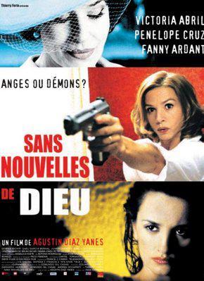 Sin noticias de Dios - Poster - France