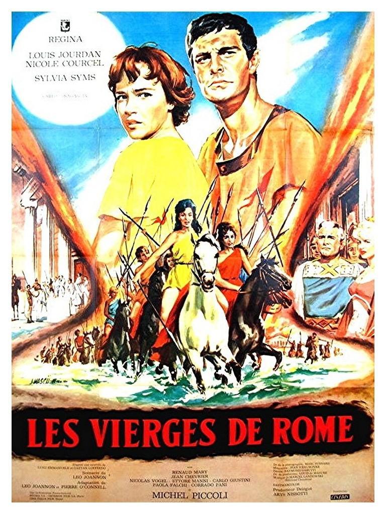 Les Vierges de Rome
