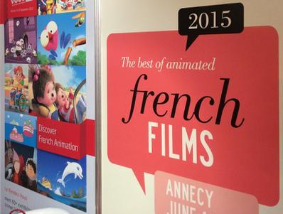 La animación francesa, género exportable