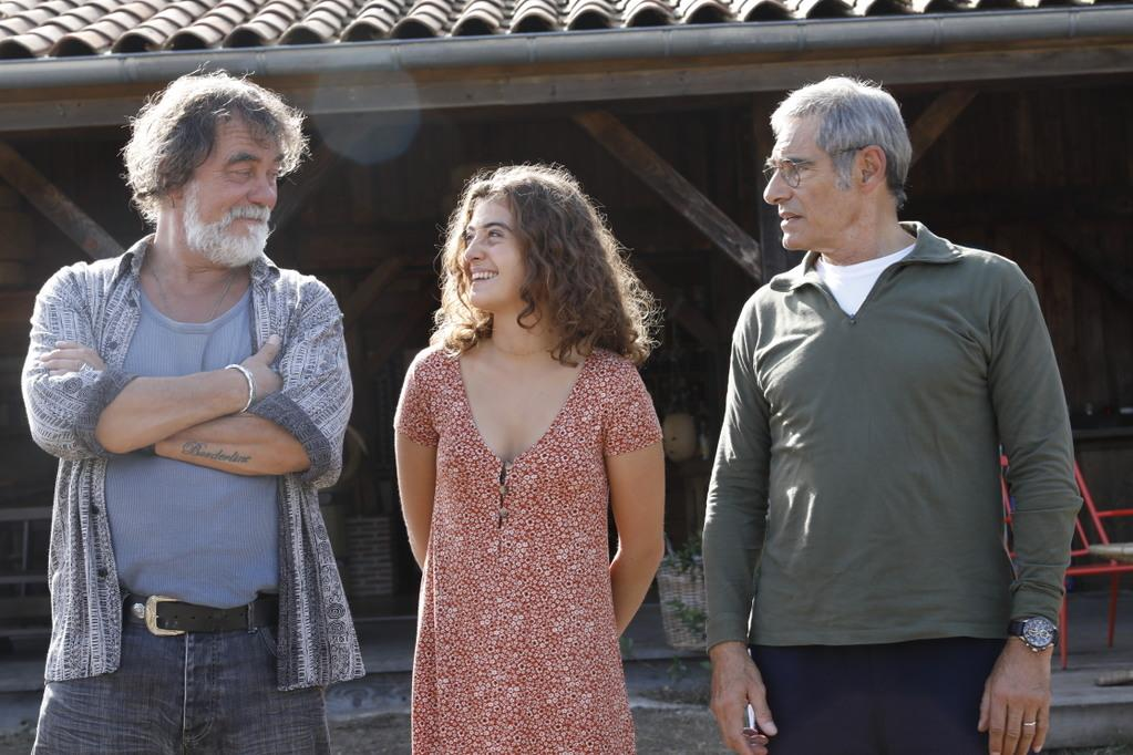 Sidonie Dumas - © Same Player - Gaumont - Montauk Films - France 2 Cinéma