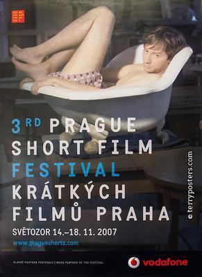Festival Internacional de Cortometrajes de Praga - 2007