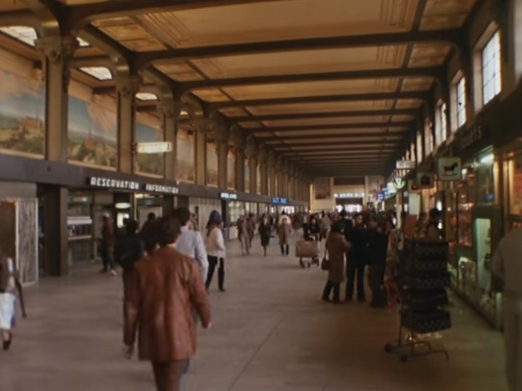 À la Gare de Lyon