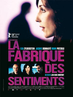 La Fabrique des sentiments - Affiche/Poster - France