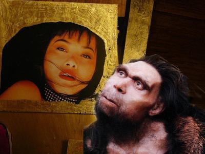 La Naissance de la préhistoire
