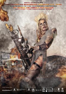 San Sebastian Horror and Fantasy Film Festival - 2015
