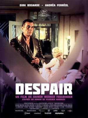 Despair - Poster France ressrtie 2012