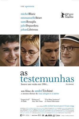 Les Témoins - Poster - Brazil