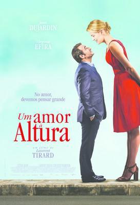 Un hombre de altura - Poster - Brazil