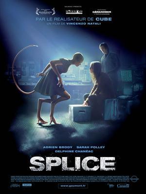 Splice - Poster - France